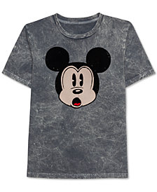 Disney Big Boys Mickey Mouse Graphic T-Shirt