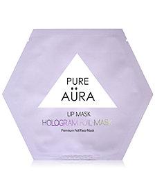 Pure Aura Lip Mask Hologram Foil Mask