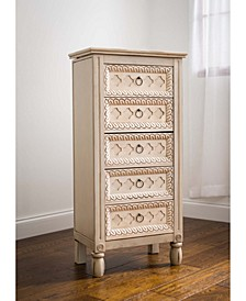 Abby Jewelry Armoire