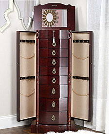 Robyn Jewelry Armoire