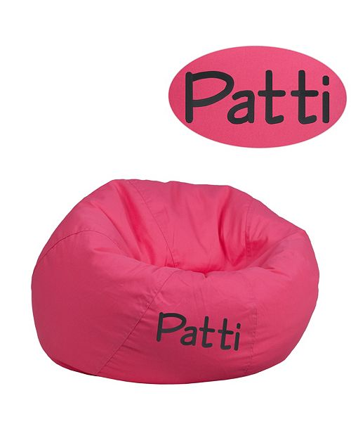 Product Details The Small Kids Bean Bag Chair