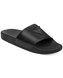 GUESS Men's Isle Slide Sandals