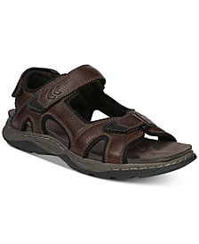 Dr. Scholl's Men's Hayden Leather Sandals
