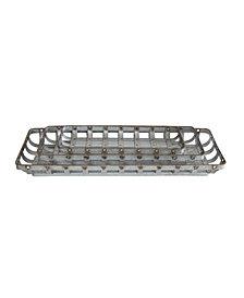 Open Weave Trays, Set of 3