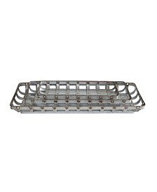 Open Weave Trays, Set of 3