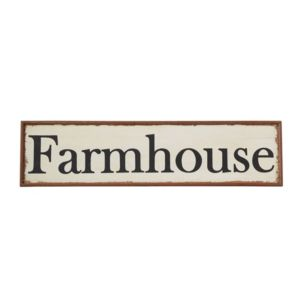 """Image of """"Farmhouse"""" Hand Painted Wall Decor"""