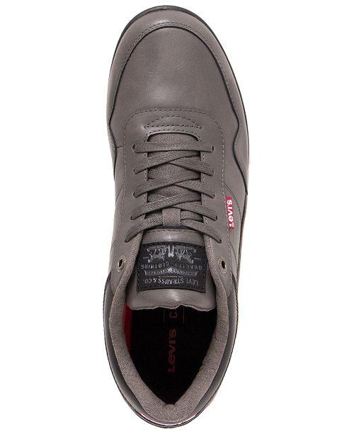 bdb441178d7b Levi s Men s Rio Burnish II Sneakers   Reviews - All Men s Shoes ...