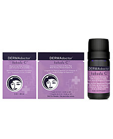 Choose your FREE DERMAdoctor Best Seller with any DERMAdoctor Purchase!