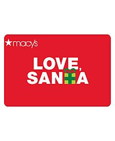 Love Santa E-Gift Card