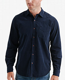 Lucky Brand Men's Ballona Corduroy Pocket Shirt