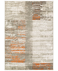 "Surya Jax JAX-5012 Burnt Orange 7'6"" x 10'6"" Area Rug"