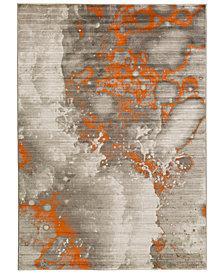 """Surya Jax JAX-5022 Burnt Orange 5'2"""" x 7'6"""" Area Rug"""