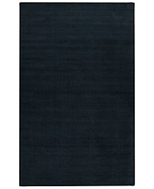 "Surya Mystique M-340 Charcoal 3'3"" x 5'3"" Area Rug"