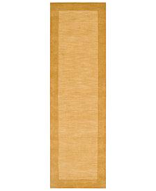 "Surya Mystique M-345 Camel 2'6"" x 8' Area Rug"