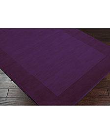 Surya Mystique M-349 Violet 8' Square Area Rug