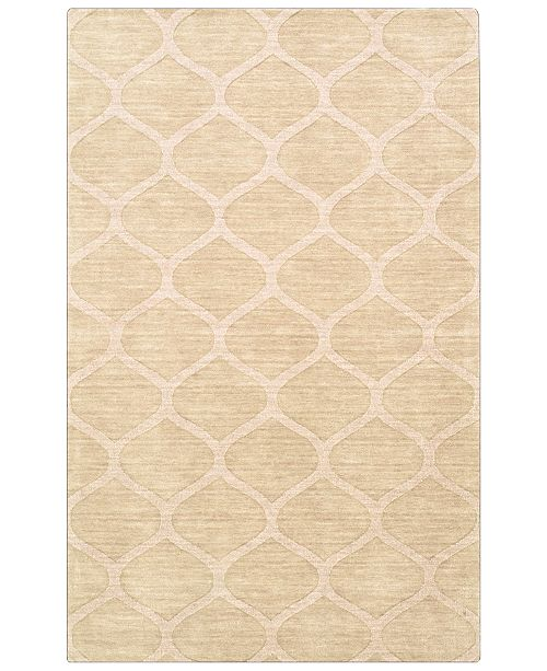 "Surya Mystique M-5107 Cream 3'3"" x 5'3"" Area Rug"