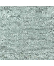 "Surya Mystique M-5328 Sage 18"" Square Swatch"