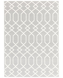 "Surya Horizon HRZ-1045 Medium Gray 7'10"" x 10'3"" Area Rug"