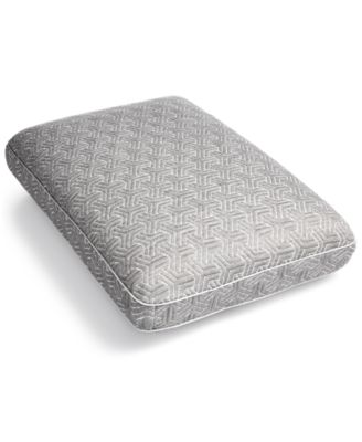 Charcoal Gusset Memory Foam Standard/Queen Pillow, Created for Macy's