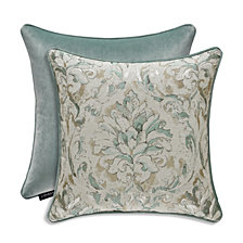 "J. Queen New York Donatella  20"" Sqaure Collection Decorative Pillow"