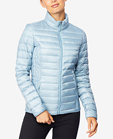 32 Degrees Packable Puffer Coat