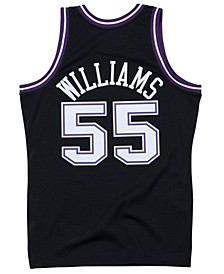Men's Jason Williams Sacramento Kings Hardwood Classic Swingman Jersey