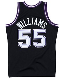 Mitchell & Ness Men's Jason Williams Sacramento Kings Hardwood Classic Swingman Jersey