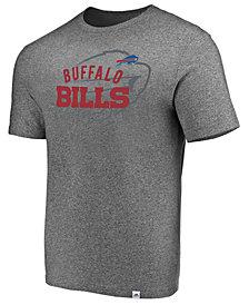 Majestic Men's Buffalo Bills Static Fade T-Shirt