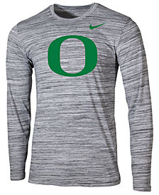Nike Men's Oregon Ducks Legend Travel Long Sleeve T-Shirt