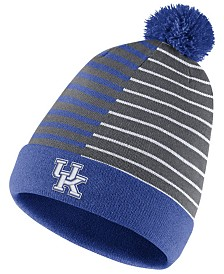 Nike Kentucky Wildcats Striped Beanie Knit Hat