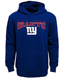 Outerstuff New York Giants Fleece Hoodie, Big Boys (8-20)