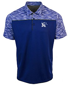 Antigua Men's Memphis Tigers Final Play Polo