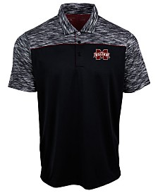 Antigua Men's Mississippi State Bulldogs Final Play Polo