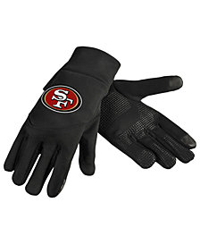 Forever Collectibles San Francisco 49ers Neoprene Texting Gloves