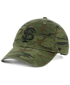 '47 Brand Florida State Seminoles Regiment CLEAN UP Strapback Cap