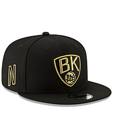 New Era Brooklyn Nets Mishmash 9FIFTY Snapback Cap