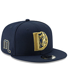 New Era Dallas Mavericks Mishmash 9FIFTY Snapback Cap