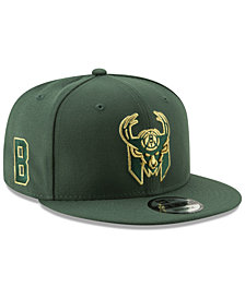 New Era Milwaukee Bucks Mishmash 9FIFTY Snapback Cap
