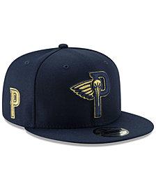 New Era New Orleans Pelicans Mishmash 9FIFTY Snapback Cap