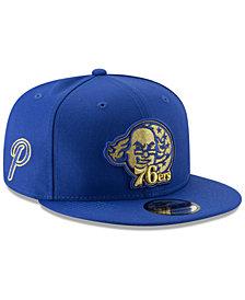 New Era Philadelphia 76ers Mishmash 9FIFTY Snapback Cap