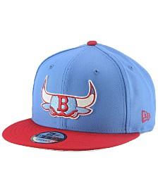 new arrivals 1141f 54ef5 New Era Chicago Bulls Light City Combo 9FIFTY Snapback Cap