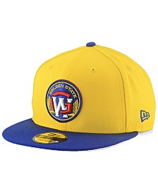 New Era Golden State Warriors Light City Combo 9FIFTY Snapback Cap