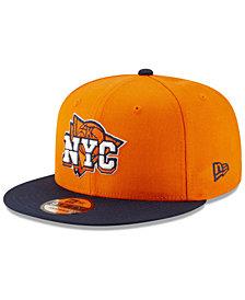 New Era New York Knicks Light City Combo 9FIFTY Snapback Cap