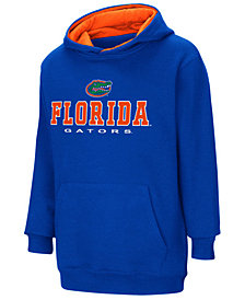 Colosseum Florida Gators Pullover Hooded Sweatshirt, Big Boys (8-20)