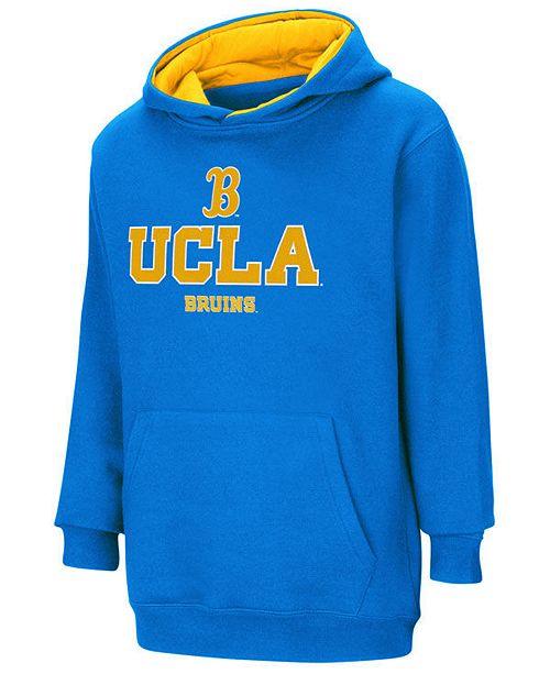 0daae53b UCLA Bruins Pullover Hooded Sweatshirt, Big Boys (8-20)