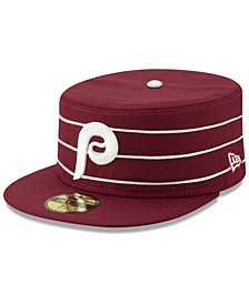 New Era Philadelphia Phillies Pillbox 59FIFTY-FITTED Cap