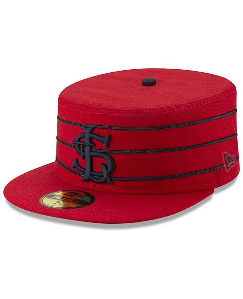 separation shoes 961b2 4d883 ... New Era St. Louis Cardinals Pillbox 59FIFTY-FITTED Cap ...