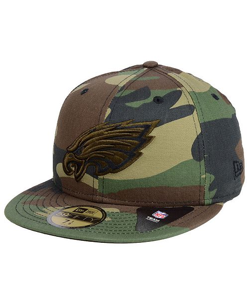 ... New Era Philadelphia Eagles Woodland Prism Pack 59FIFTY-FITTED Cap ... 212fa4fbe