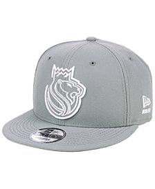 New Era Sacramento Kings Logo Trace 9FIFTY Snapback Cap