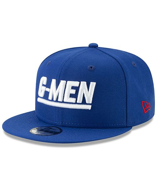 602181e1d99 New Era Boys  New York Giants Logo Elements Collection 9FIFTY Snapback Cap  - Sports Fan Shop By Lids - Men - Macy s